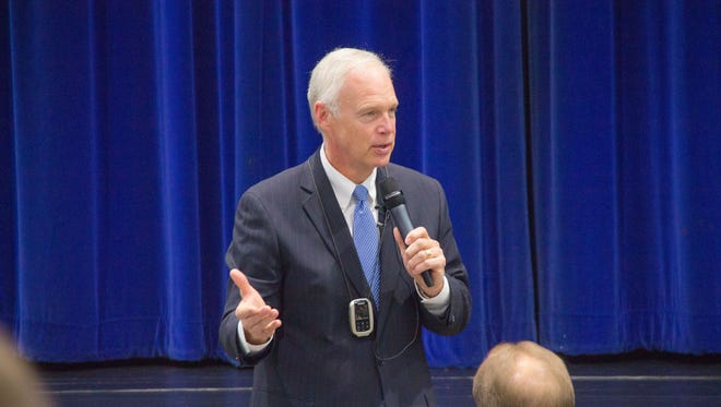 Republican U.S. Sen. Ron Johnson of Wisconsin.