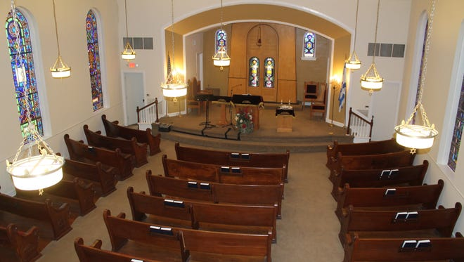 Temple B'nai Israel in Jackson was listed on the National Register of Historic Places in 2008.