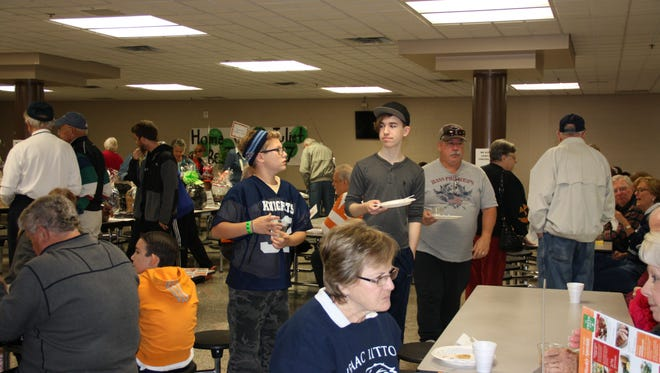 Who doesn't love a pancake breakfast? The Hendersonville Home Bound Meals Program's annual pancake breakfast raise more than $12,000.