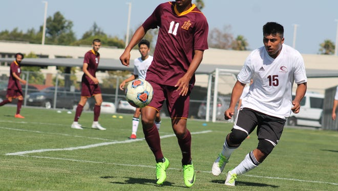Hartnell Men's Soccer ended their season with another Coast Conference title.