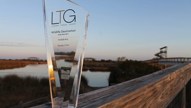 The Luxury Travel Guide has recognized Perdido Key as the Wildlife Destination of the year.