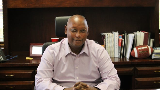 Florida State Vice President and Director of Athletics Stan Wilcox.