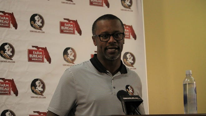 FSU football coach Willie Taggart met with the media Sunday afternoon.