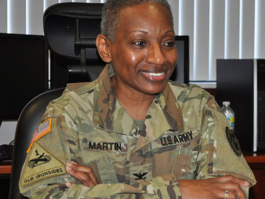 Col. Mary L. Martin is the commandant of the Defense Equal Opportunity Management Institute