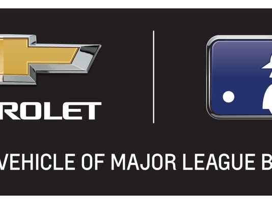 Chevrolet is the automotive sponsor of MLB