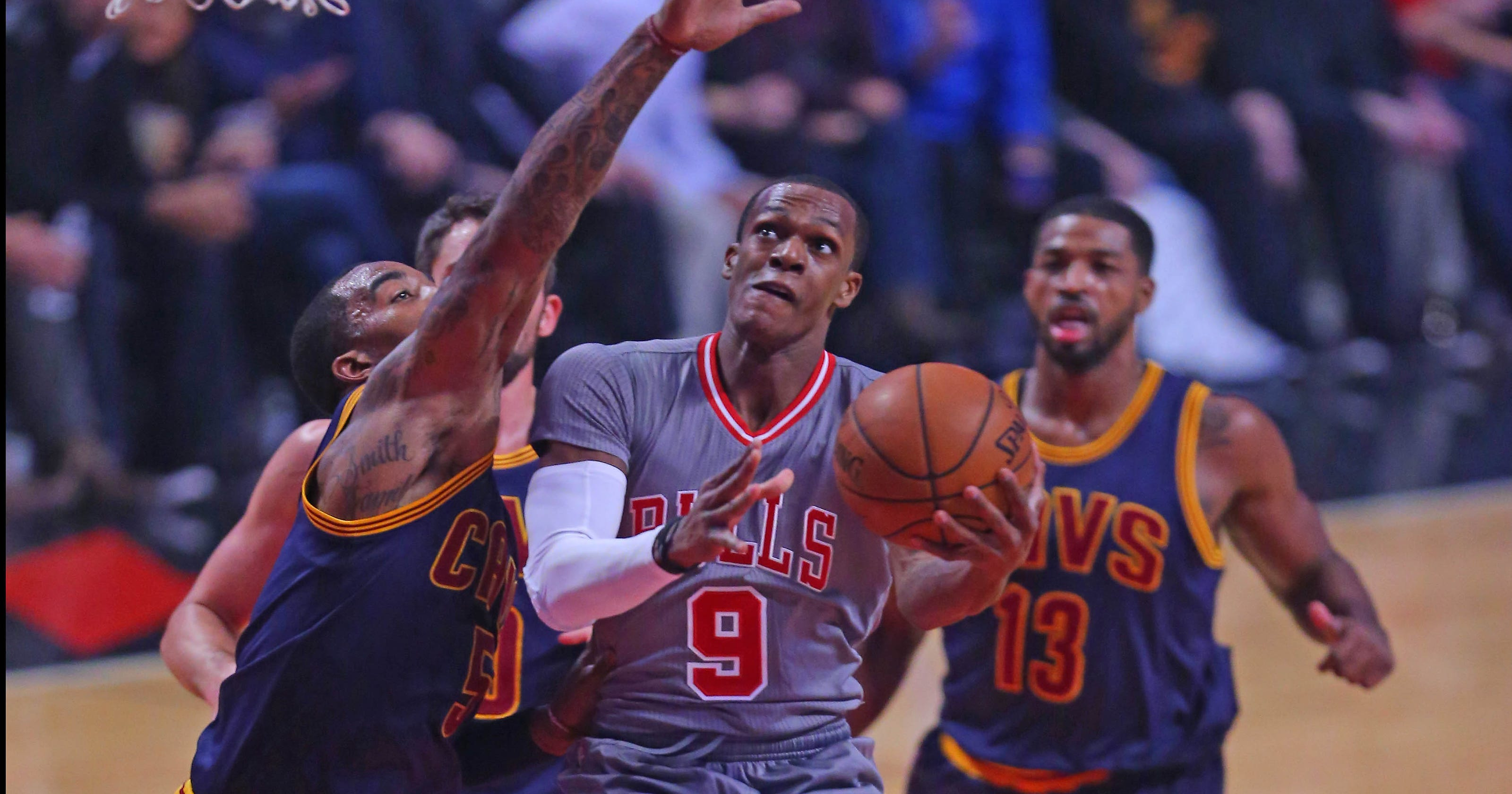 56447d15afc Rajon Rondo s gets a triple-double  LeBron upset with Cavs loss