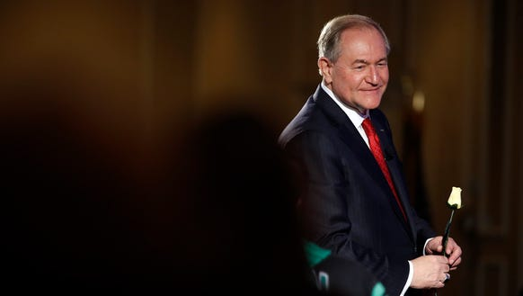 Jim Gilmore, survivor.