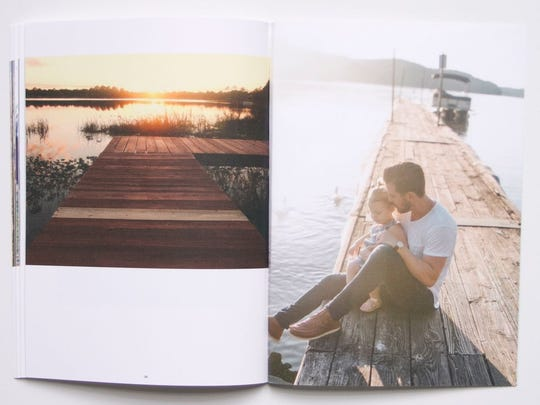 Curated photo magazine from Recently