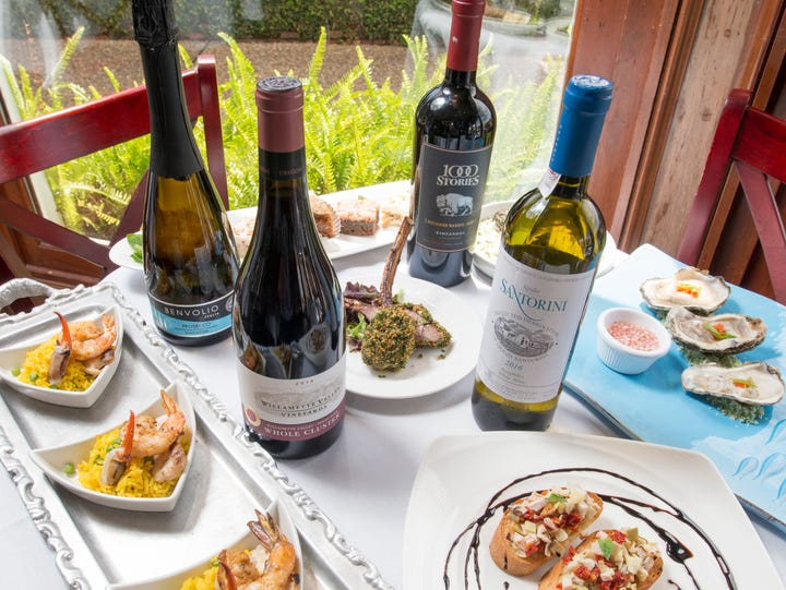 Skopelos Wine festival preview photos on Monday, July