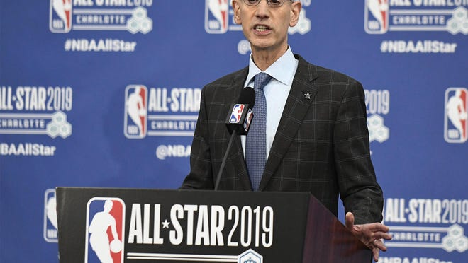 NBA Commissioner Adam Silver addressed racial inequality and the nationwide protests in a league memo.