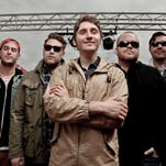 The Starting Line plays Starland Ballroom in Sayreville on Sunday.