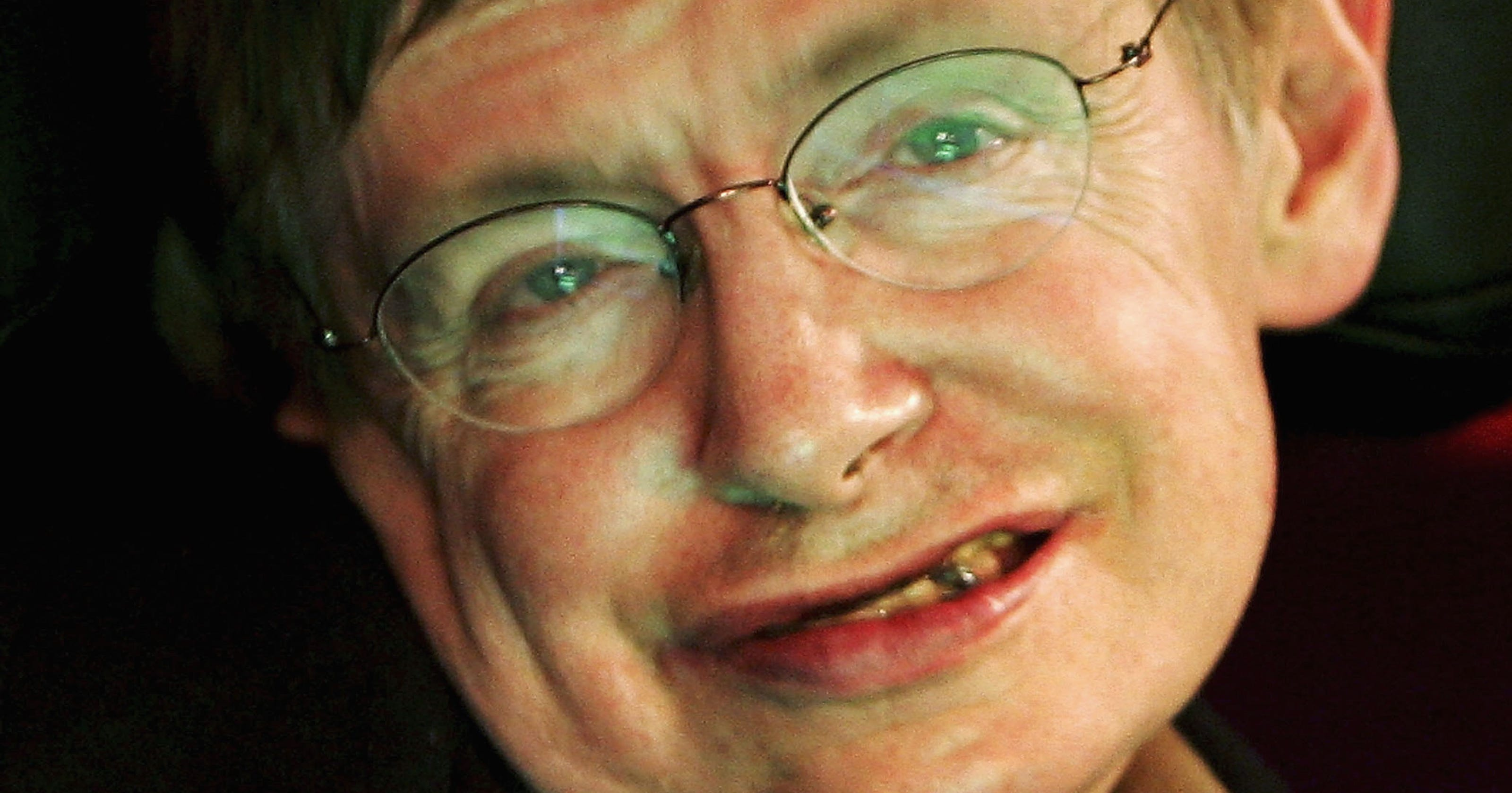 I have been lucky': Stephen Hawking's inspiring outlook on