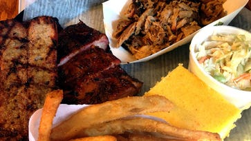 Who has the best barbecue in Iowa?