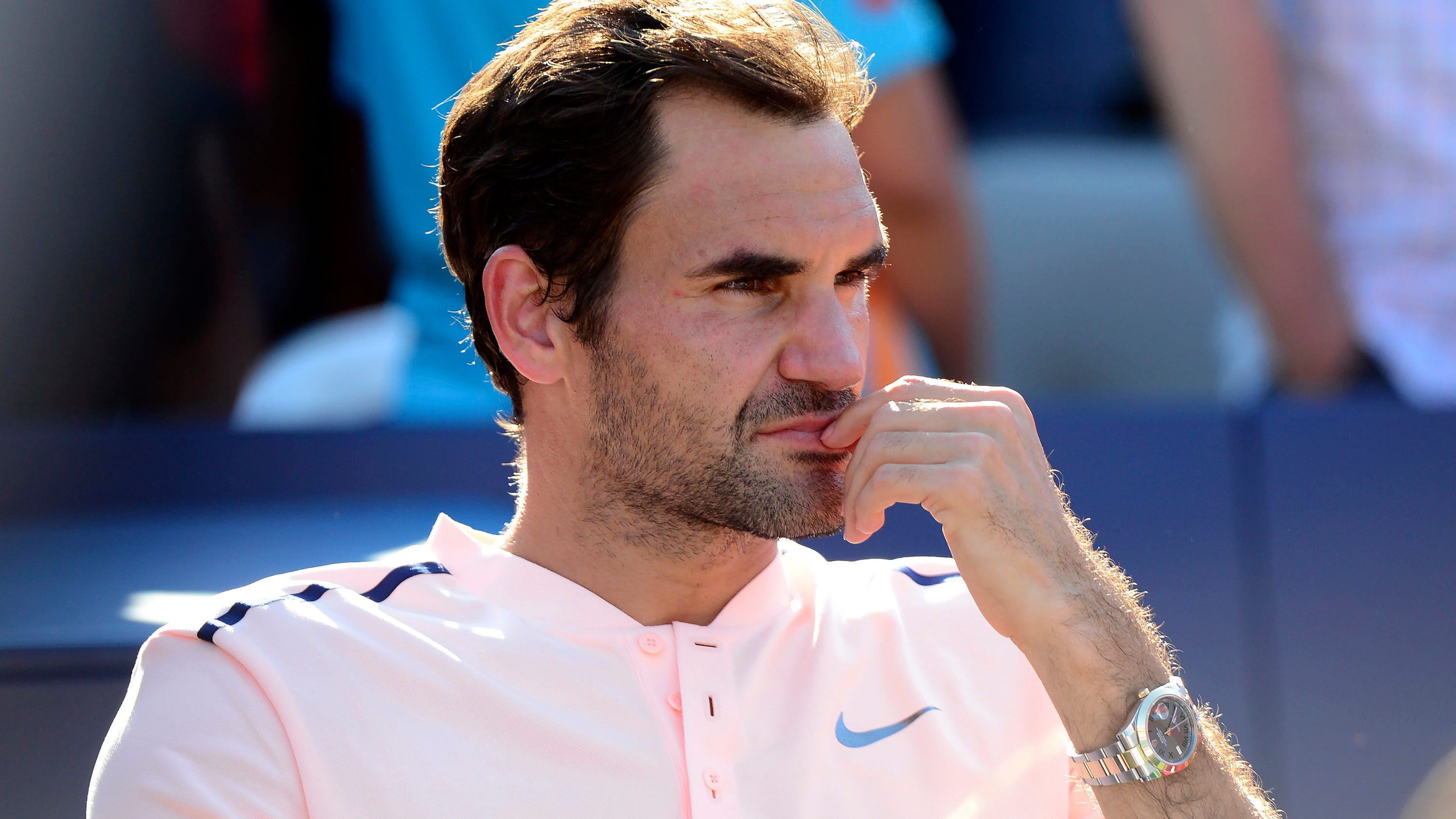 Roger Federer withdraws from Cincinnati's Western and Southern Open