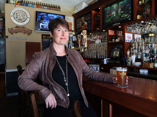 Sonya Giacobbe of Mamaroneck, the co-owner of KelSo