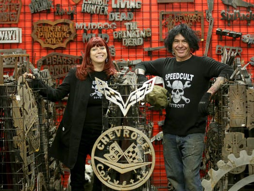 Len and Tina Von Speedcult are the founders of Speedcult,
