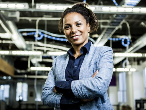 Maxine Williams, Facebook's global head of diversity