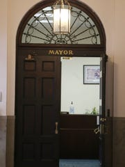 Mayors of Dearborn have called this their office for almost 100 years inside of Dearborn City Hall, a historic site that is moving two miles west to 16901 Michigan Ave.