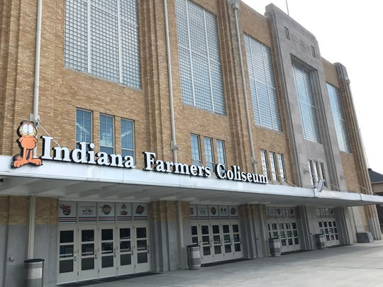 Garfield has served as company mascot for Indiana Farmers Insurance since 2013.
