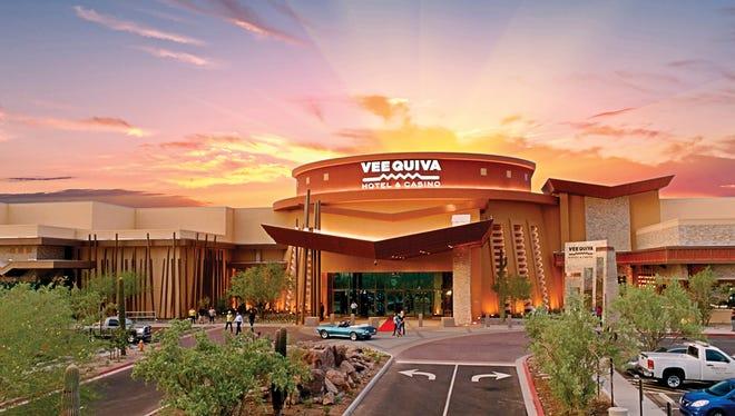 Vee Quiva Hotel & Casino.