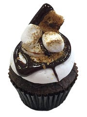 Sweet Avenue Bake Shop in Rutherford offers s'mores