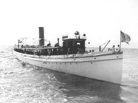 SS TAHOE