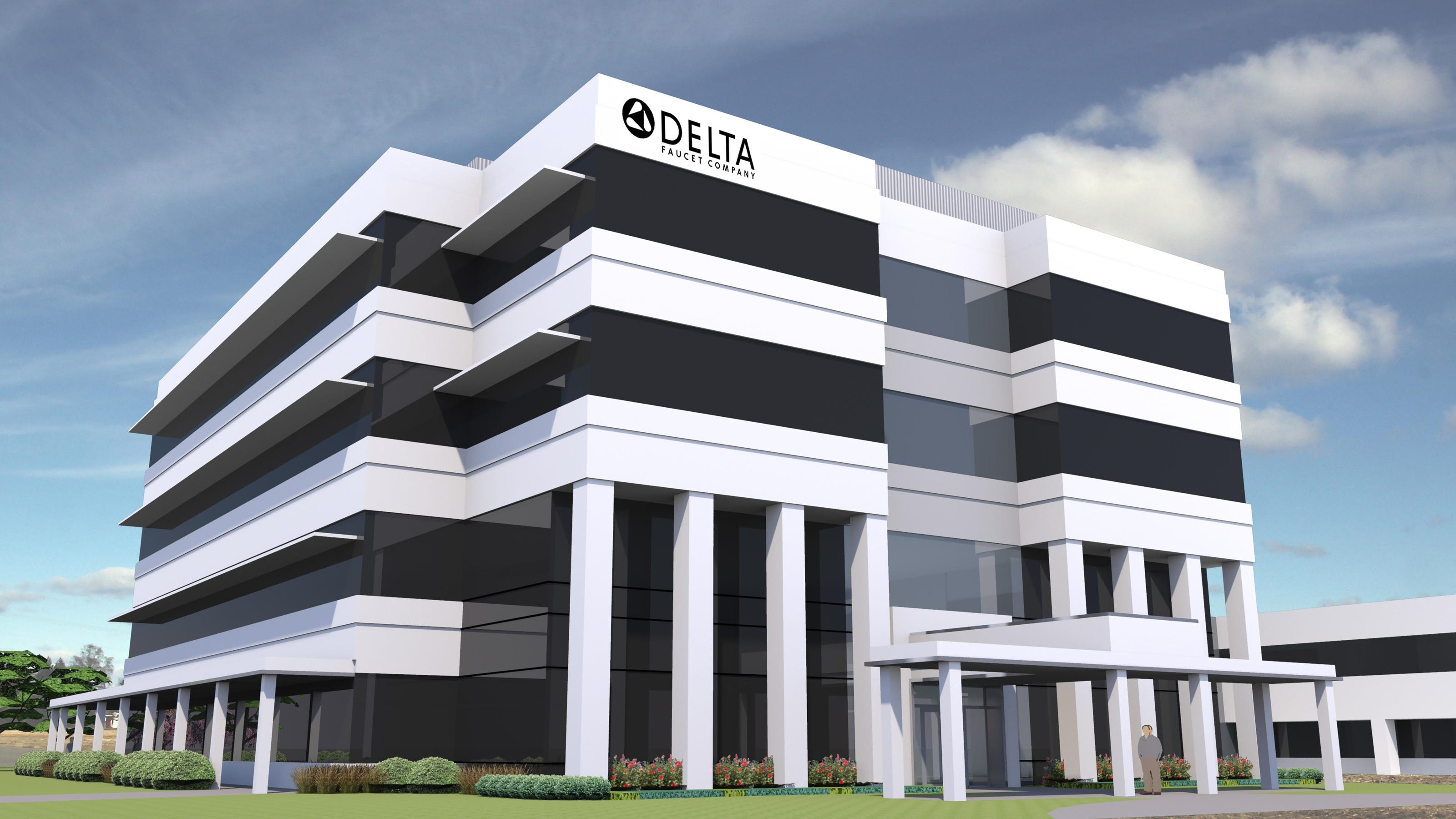 Construction To Begin On Delta Faucet S 17 5m Expansion In Carmel