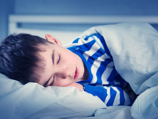 Kids can catch up on sleep during the summer, giving