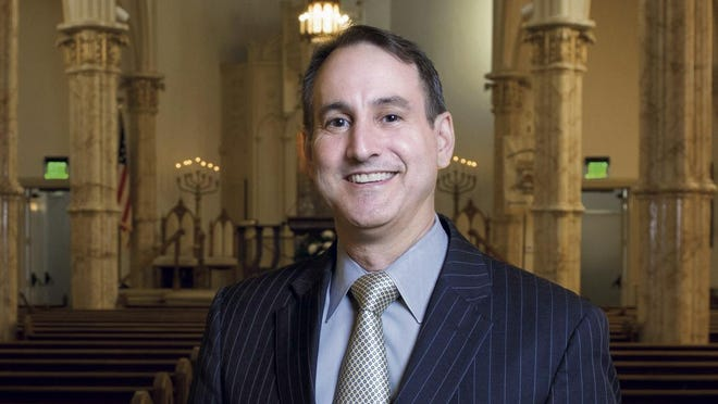 Rabbi Robert Haas will emcee the virtual fifth Raising Hope Watch Party for Union Mission.