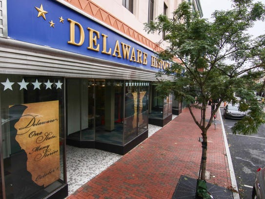 The Delaware History Museum, located on N. Market Street
