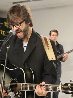 "Ethan Keller celebrates the release of his new album, ""Dead Man Dancing,"" Saturday at Linneman's Riverwest Inn."