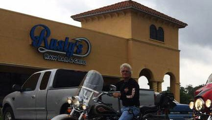 FILE:Picturedm Rusty's Raw Bar and Grill Estero location. The event will be held at the south Fort Myers Island Park location near Alico Road.