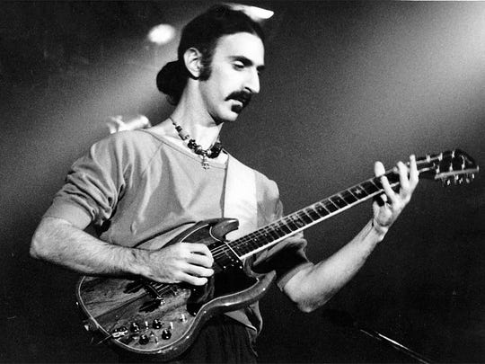 Frank Zappa featured Tina Turner as a backing vocalist on one of his albums.