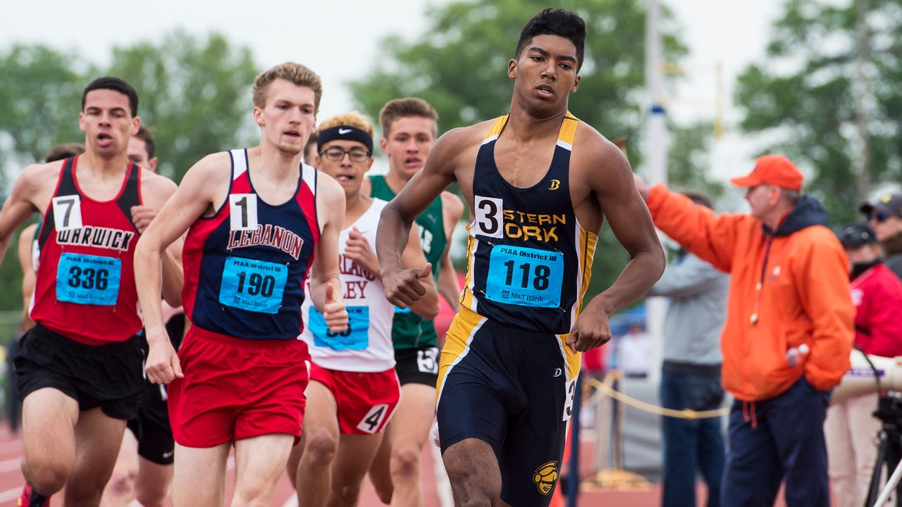 Watch: District 3 Class 3A track and field highlights