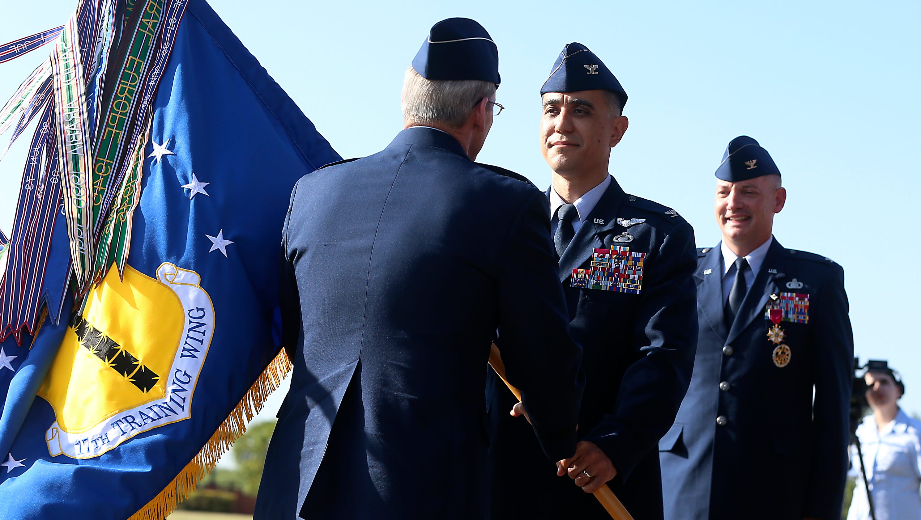 """goodfellow afb chat Air education and training command  goodfellow air force base began  final and complete,"""" said president franklin d roosevelt during the fireside chat on ."""