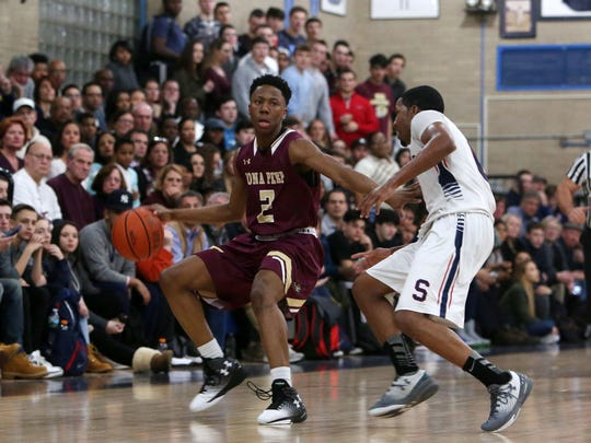 Returning guard Romar Reid is among a deep group of seniors back for Iona Prep, which will try to show improvement under first-year coach Steve Alvarado.