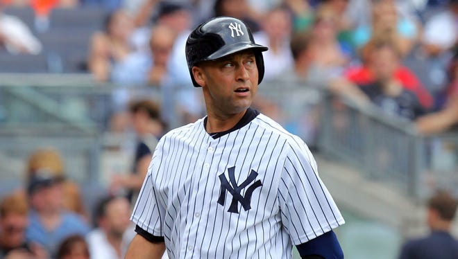 Derek Jeter is in the final year of a contract that will pay him $12 million this season.