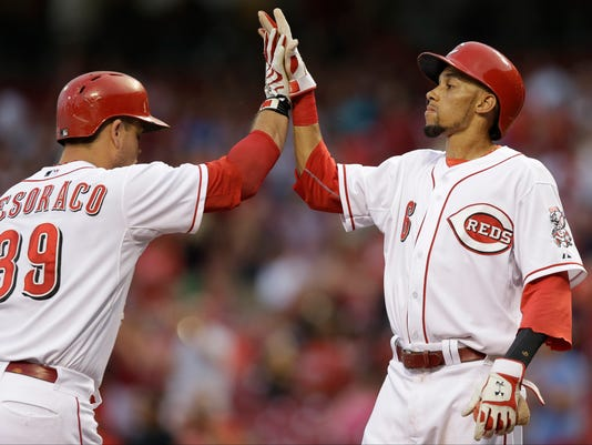 MNCO 1112 Reds Billy Hamilton runner-up for Rookie of the Year.jpg