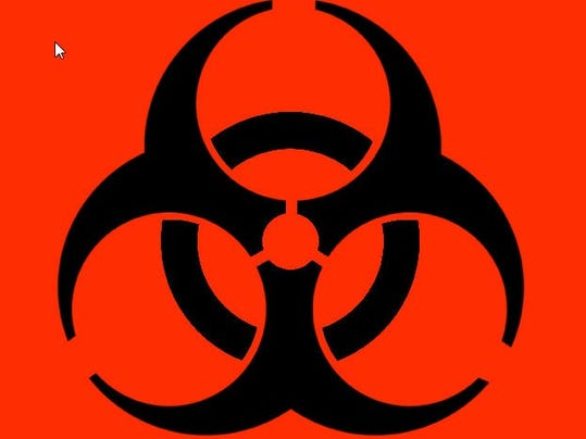 Biohazard symbol_CDC image