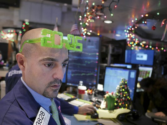 Stocks score hat trick: Post 3rd year of 10%-plus gains