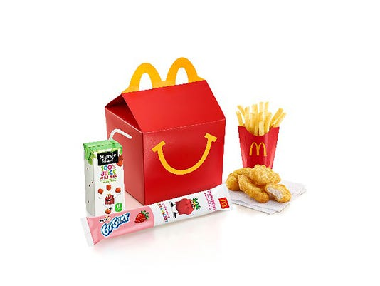 XXX McDonalds Happy Meal