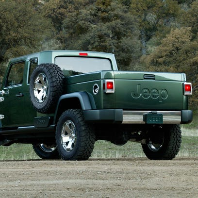 Jeep shows off concept vehicles for Moab trek