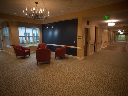 The new Samaritan Center at Voorhees is South Jersey's