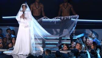 Tiffany Haddish had some major royal inspo while hosting the MTV Movie & TV Awards.