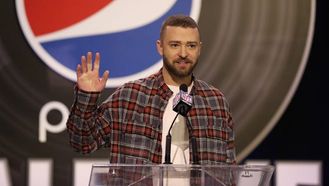 Justin Timberlake's new album is not exactly a slam dunk.