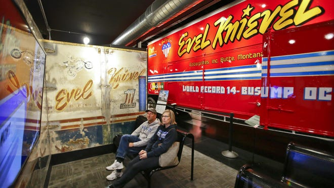 Evel Knievel Museum is one of several Topeka businesses and attractions that will participate in Travel Together, a partnership program designed to promote tourism in the capital city and Lawrence.
