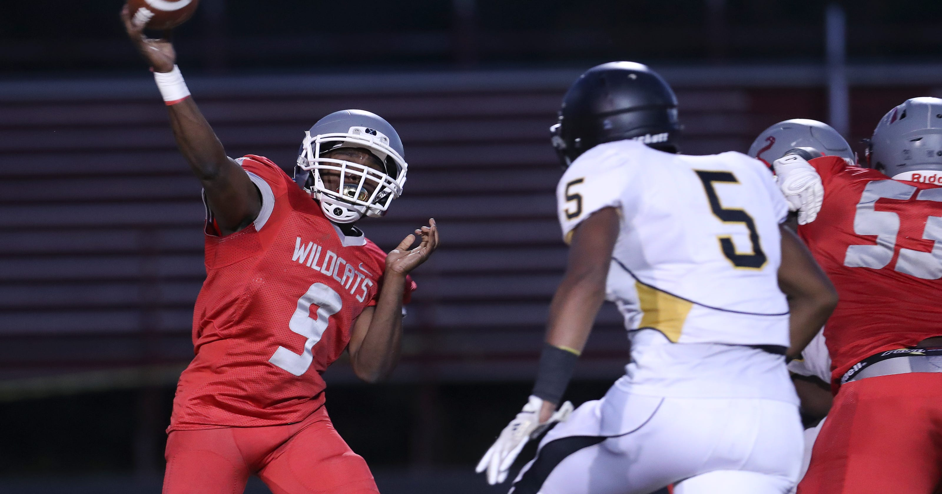 Waggeners Jairus Brents Making Case For Mr Football Consideration