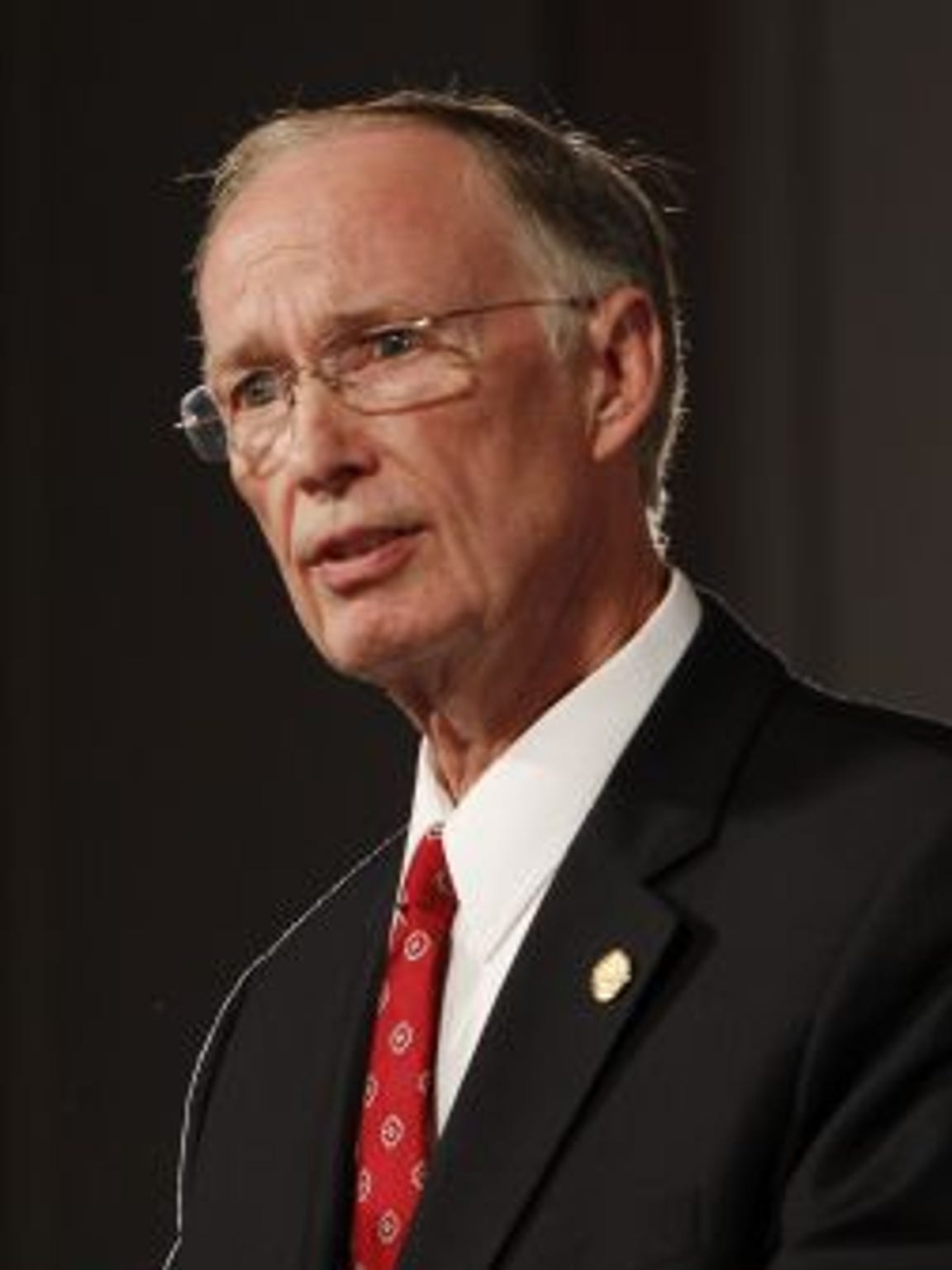 Gov. Robert Bentley says the state might explore a