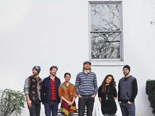Elephant Revival will perform Sunday at the Haunt.