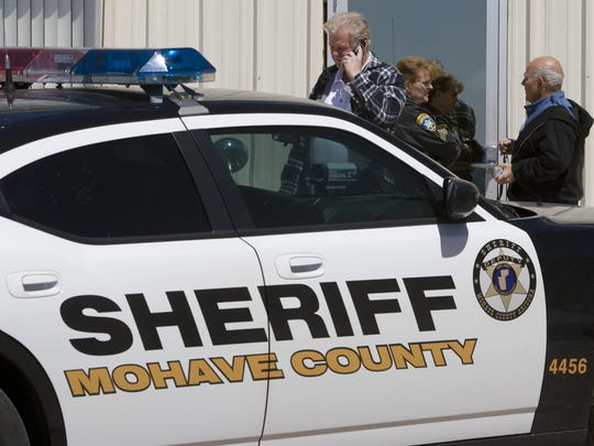 """The Mohave County Sheriff's Office patrols the Arizona Strip as part of a special funding arrangement with the Arizona Attorney General's Office to ensure Colorado City-area residents who aren't members of the dominant polygamous church have """"fair"""" access to law enforcement amid claims town marshals are biased."""